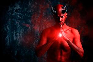 Демон, созданный человеком