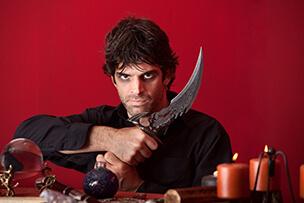 Как может повлиять на судьбу человека нож колдуна